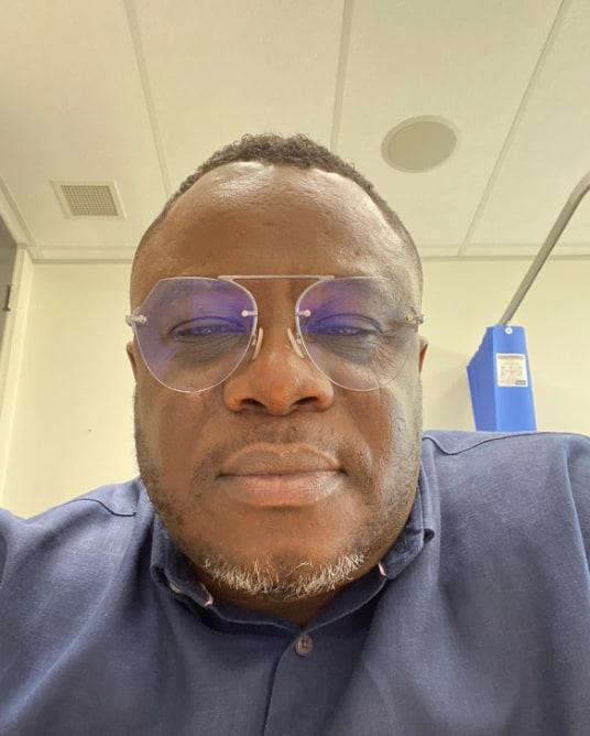 Dr Sebastine Onwuegbuzie